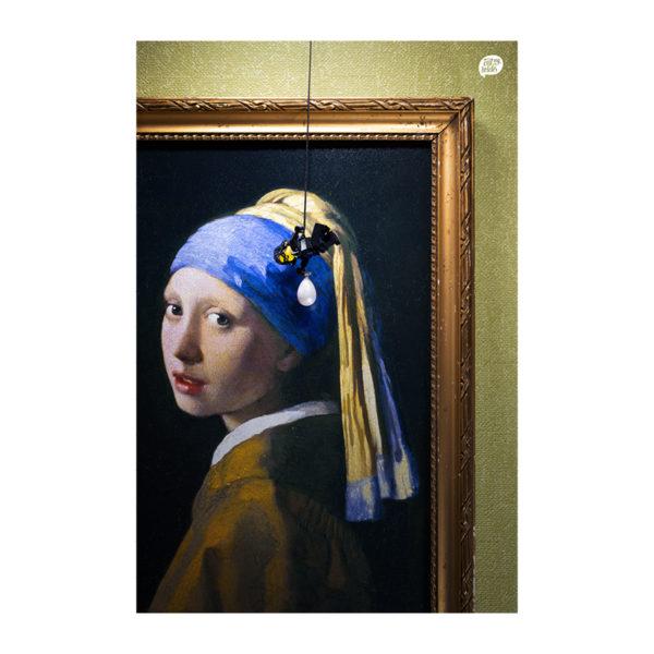 Fashion Victim - Mädchen mit dem Perlenohrring